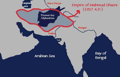 mohammad ghazni history