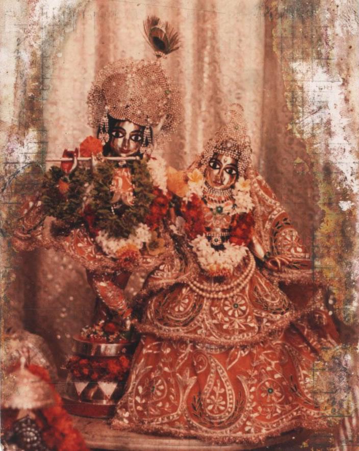 Original Radha Madhava