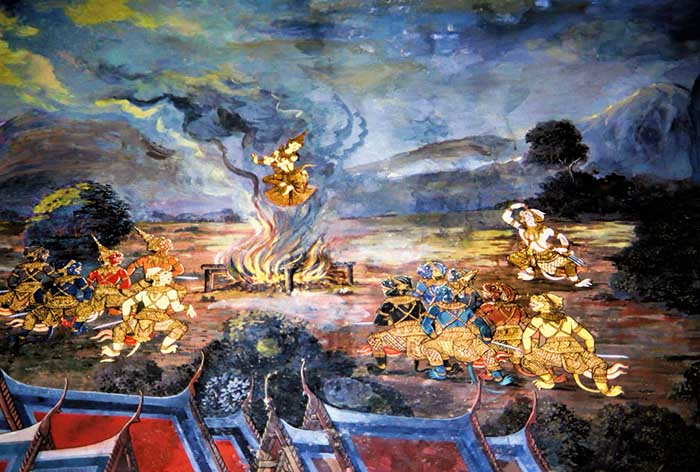 The mystery of why Rama exiled Sita to the forest